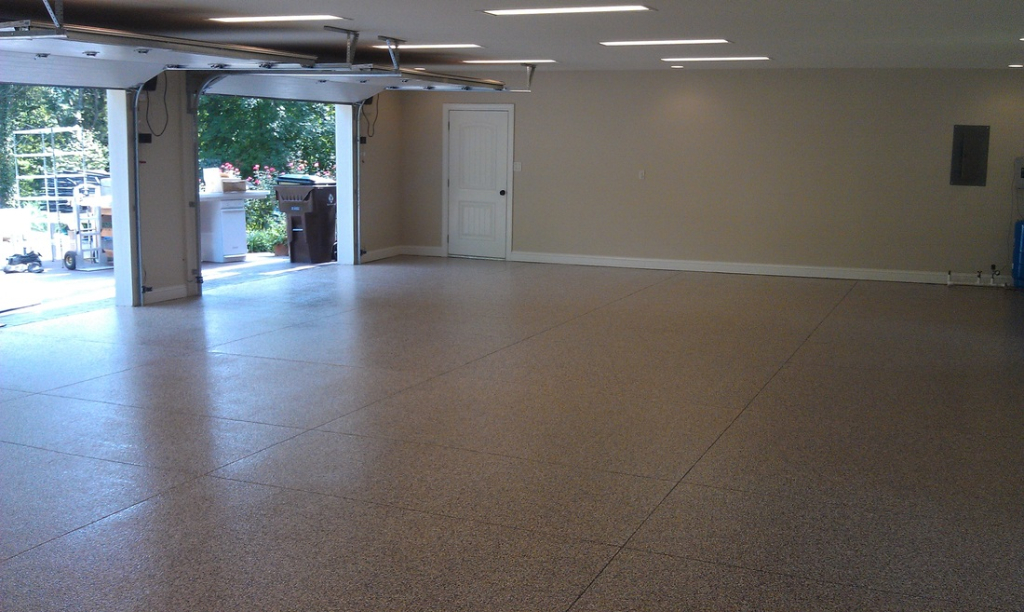 Garage Floors By Premier Garage - 360 Solutions Premier Concrete
